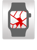 Apple Watch Series 1 display reparatur icon letsfix