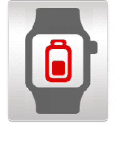 Apple Watch Series 1 akku reparatur icon letsfix